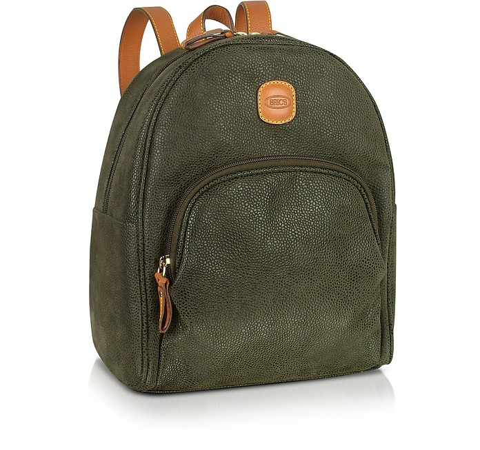 Life - Micro-Suede Backpack - Bric's