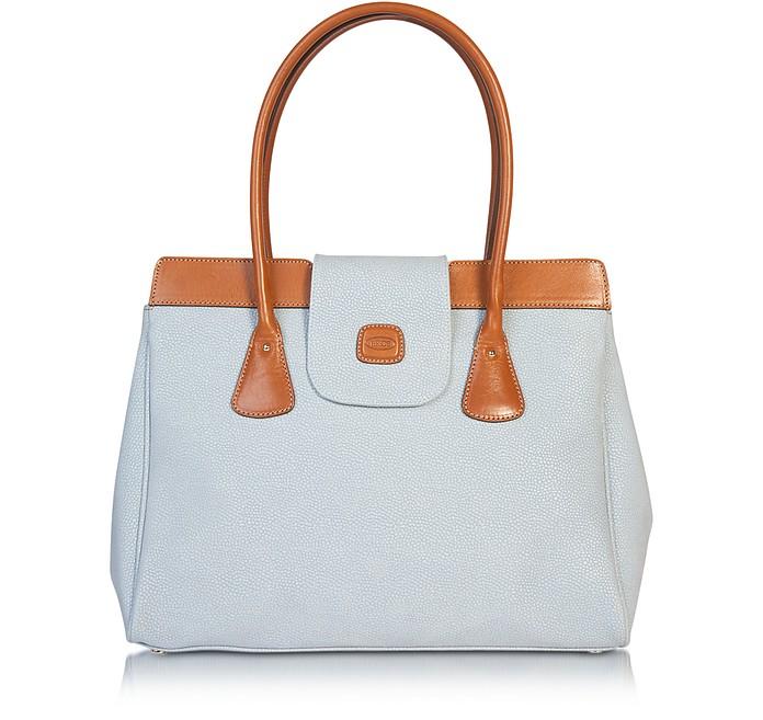 Life Sabrina Micro Suede Tote Bag - Bric's