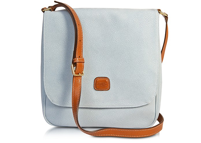 Life Rossella Micro Suede Crossbody Bag - Bric's