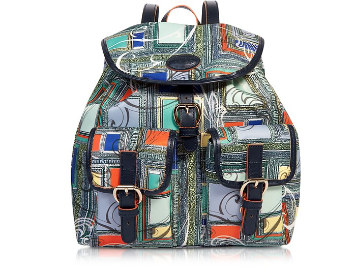 Eco Leather Backpack - Bric's