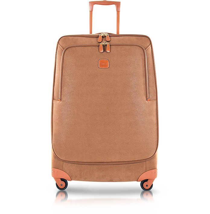 Life Camel Micro Suede Large Trolley - Bric's / ブリックス