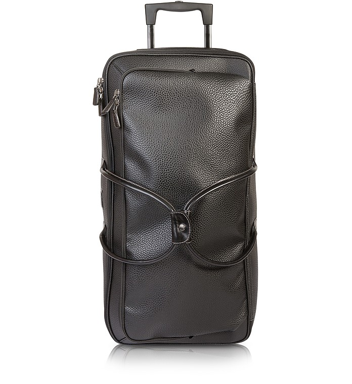 Magellano 28in Black Wheeled Duffle - Bric's