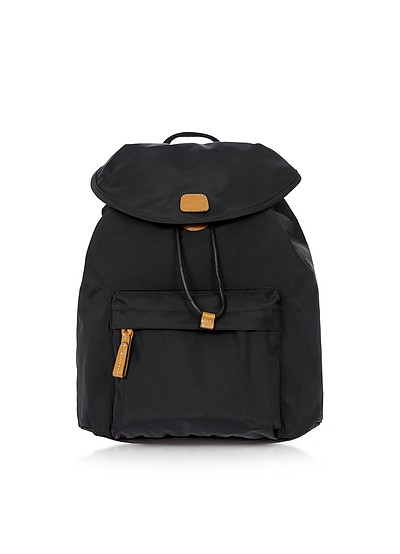 X-Travel Black Nylon Backpack - Bric's