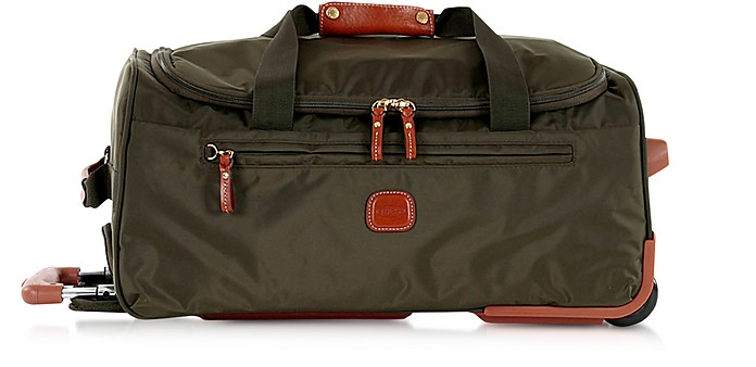 X-Travel Medium Rolling Duffle Bag - Bric's