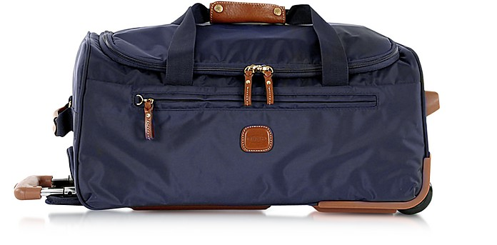 X-Travel Medium Rolling Duffle Bag - Bric's / ブリックス