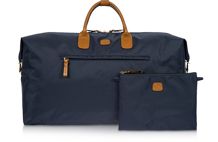 X-Travel Large Foldable Last-minute Holdall in a Pouch - Bric's / ブリックス