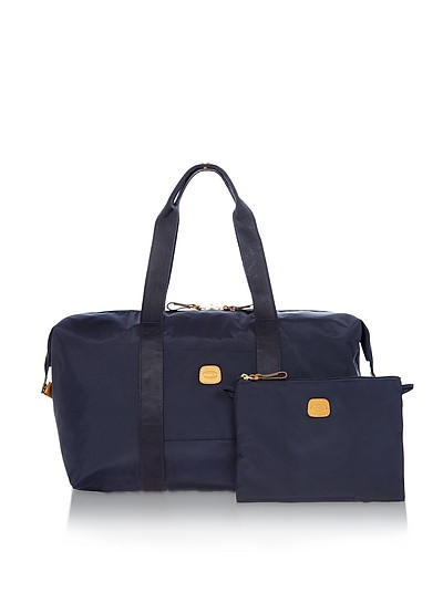 X-Bag Medium Foldable Last-minute Holdall in a Pouch - Bric's