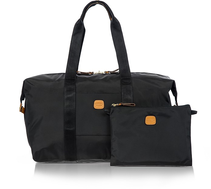 X-Bag Medium Foldable Last-minute Holdall in a Pouch - Bric's / ブリックス