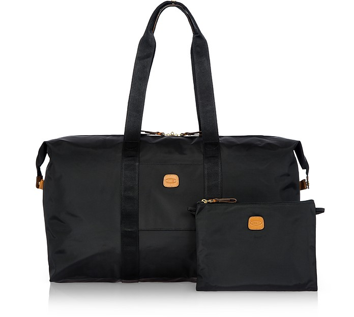 X-Bag Large Foldable Last-minute Holdall in a Pouch - Bric's
