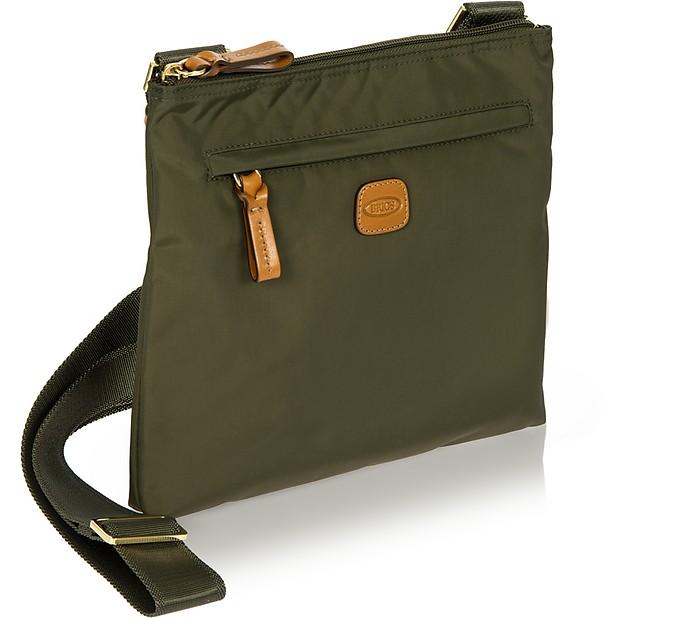Leder X Urban Bag Crossbody Aus Nylon Envelope Und Nwm8vn0O