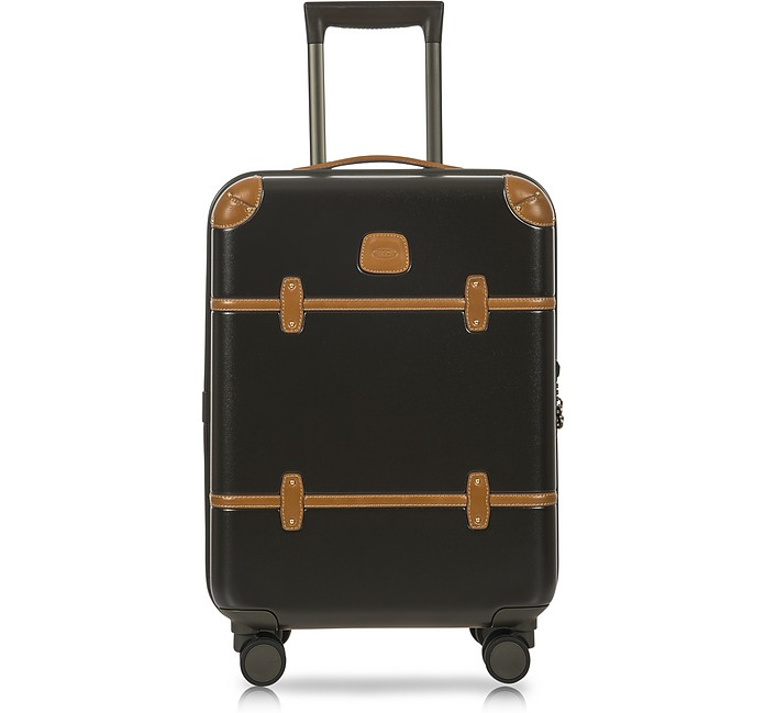 Bellagio V2.0 21 Olive Carry-On Spinner Trunk - Bric's