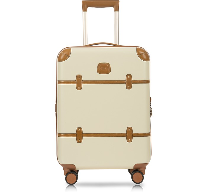"Bellagio V2.0 21"" Carry-On Spinner Trunk in cremefarben - Bric's"