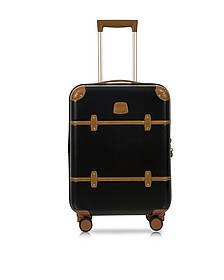 Bellagio V2.0 21 Black-Tobacco Carry-On Spinner Trunk - Bric's