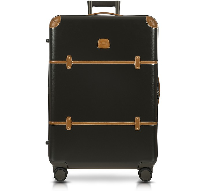 Bellagio V2.0 30 Olive Spinner Trunk - Bric's