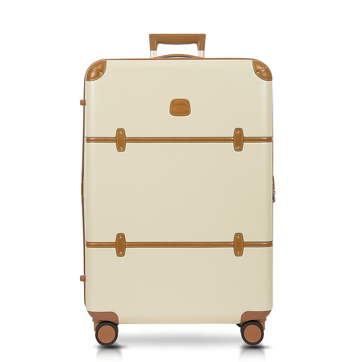 BRICS BELLAGIO 2.0 ULTRA LIGHT 32 INCH SPINNER, CREAM
