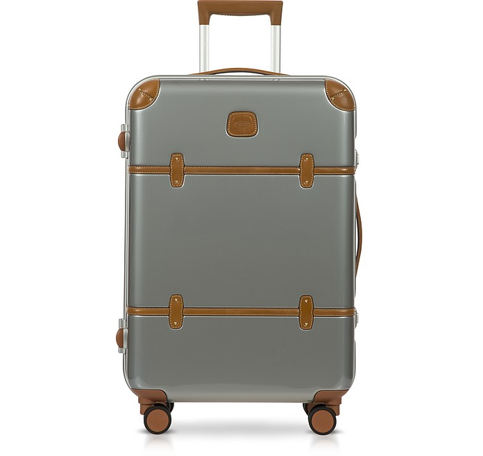 Bellagio Metallo V2.0 25 Silver Carry-On Spinner Trunk - Bric's / ブリックス