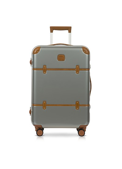 "Bellagio Metallo V2.0 25"" Carry-On Spinner Trunk in silber - Bric's"