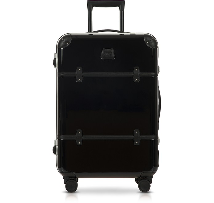 Bellagio Metallo V2.0 25 Black Carry-On Spinner Trunk - Bric's / ブリックス