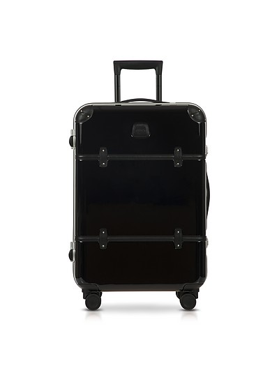"Bellagio Metallo V2.0 25"" Carry-On-Spinner Trunk in schwarz - Bric's"