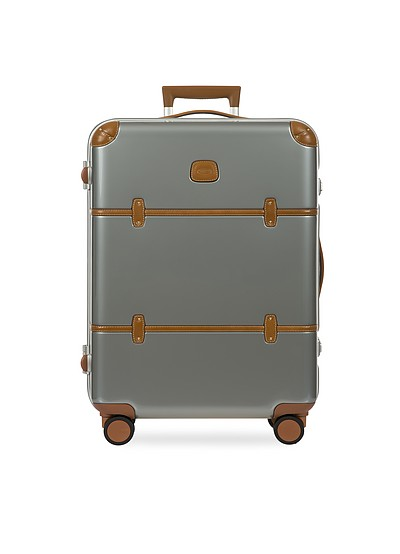 "Bellagio Metallo V2.0 27"" Spinner Trunk in silber - Bric's"