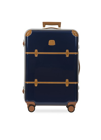 "Bellagio Metallo V2.0 27"" Spinner Trunk in blau - Bric's"