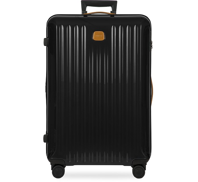 Bellagio Metallo V2.0 27 Black Spinner Trunk - Bric's