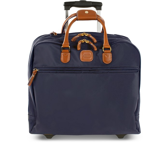 X-TRAVEL PILOT CASE - BLUE