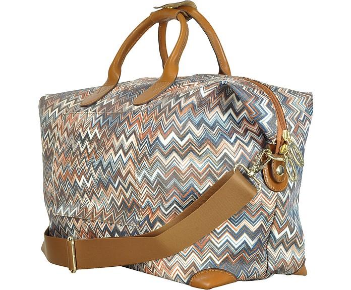 3693747d16e Bric's Black Missoni - Weekender Duffle Bag at FORZIERI