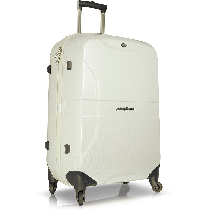Pininfarina - Polycarbonate Suitcase w/ Rollers - Bric's