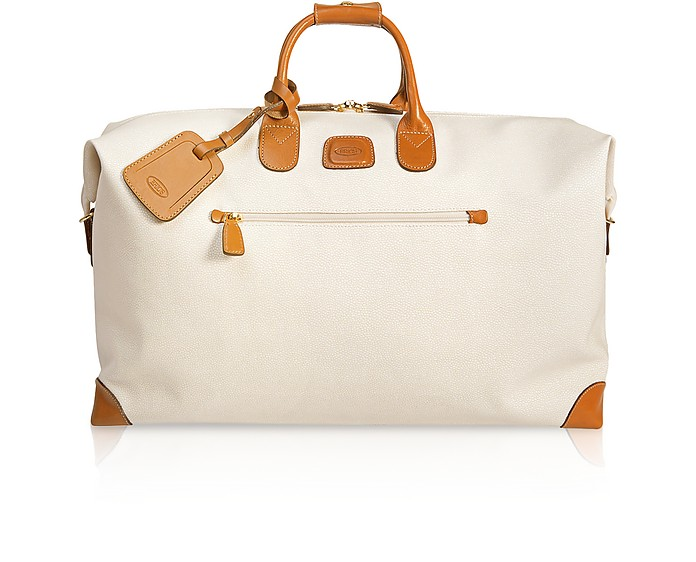"""Life - Micro-Suede 22"""" Duffle Bag - Bric's"""