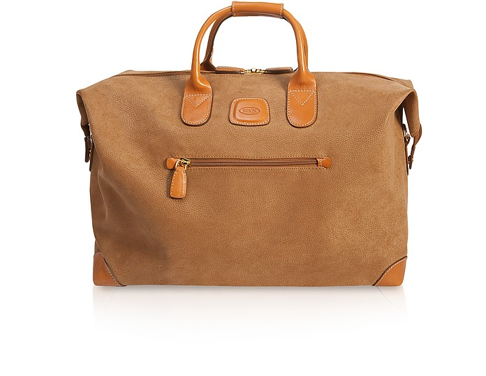 "Life Micro-Suede 18"" Duffle Bag - Bric's"