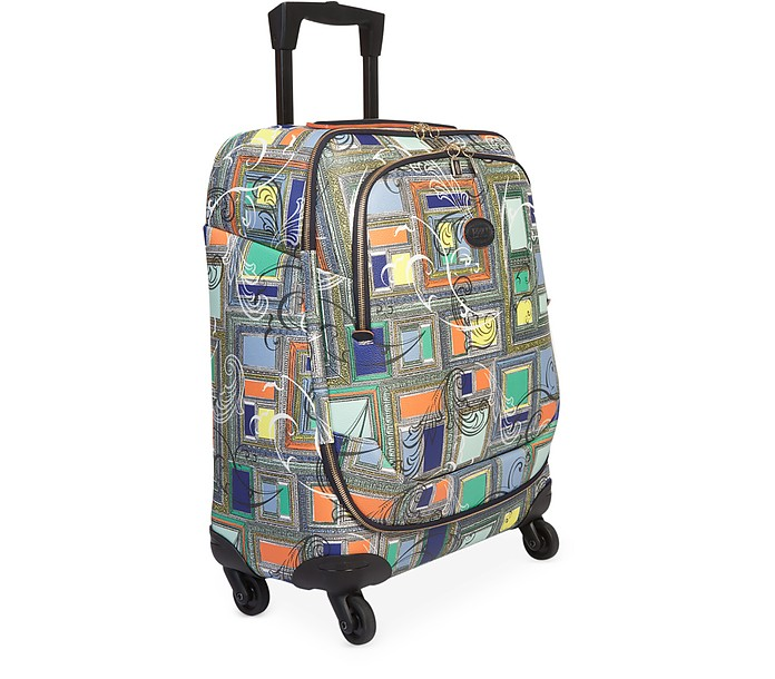 """21"""" Eco Leather Carry on Trolley - Bric's"""