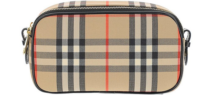 Mini Vintage Check Camera Bag - Burberry / バーバリー