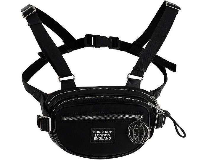 Black Econyl Belt Pack - Burberry