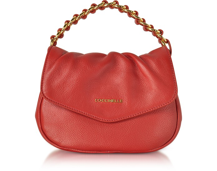Julie Leather Top Handle Bag - Coccinelle
