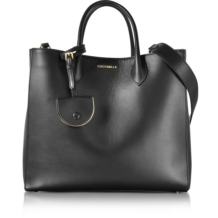 Jamila Smooth Leather Tote - Coccinelle