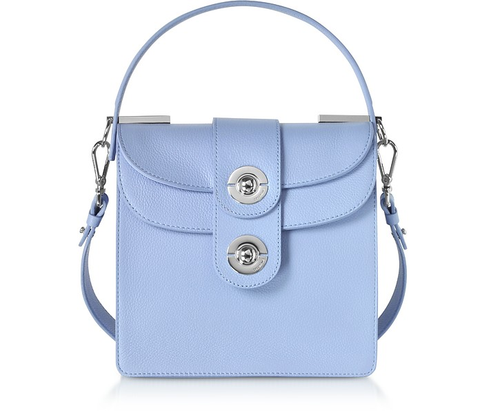 Leila Leather Shoulder Bag - Coccinelle