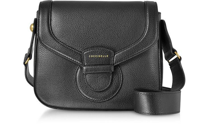 Vega Medium Leather Shoulder Bag - Coccinelle
