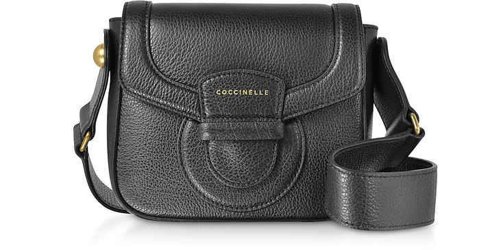 Vega Small Leather Shoulder Bag - Coccinelle / コチネッレ