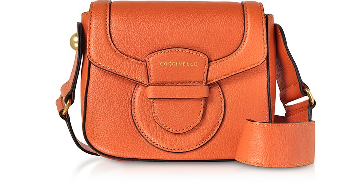 Vega Small Leather Shoulder Bag - Coccinelle