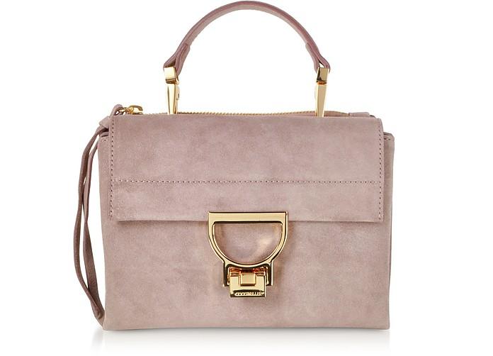 Arlettis Suede Mini Bag w/Shoulder Strap - Coccinelle