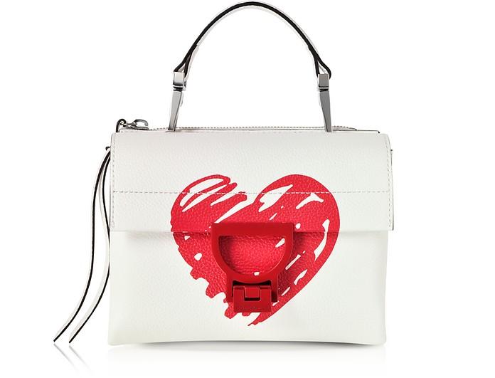 Arlettis San Valentino Leather Shoulder Bag - Coccinelle