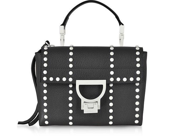 Arlettis Mini Special Studs Leather Shoulder Bag - Coccinelle / コチネッレ