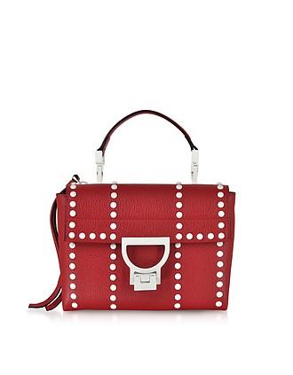 244c22ac85 Arlettis Mini Special Studs Leather Shoulder Bag - Coccinelle