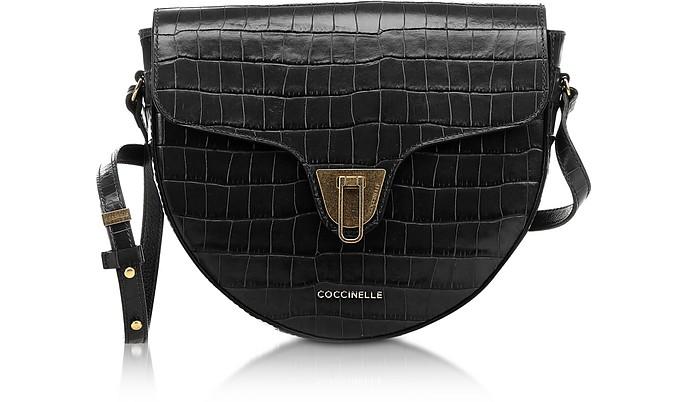 Beat Croco Crossbody Bag - Coccinelle