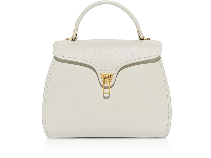 Marvin Medium Satchel Bag - Coccinelle