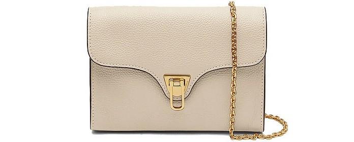 Women's Beige Mini Bag - Coccinelle