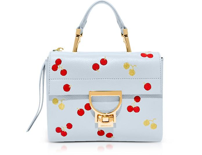 Arlettis Leather Mini Bag W/Cherry - Coccinelle