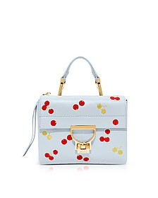 Arlettis Leather Mini Bag W/Cherry - Coccinelle