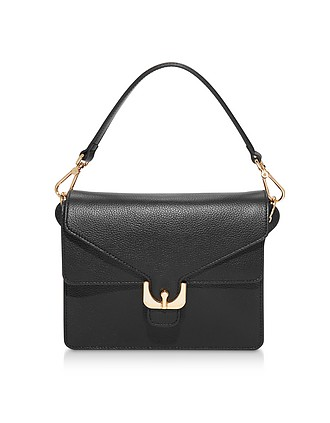 4ba62f0b2408 Ambrine Soft Leather Shoulder Bag - Coccinelle